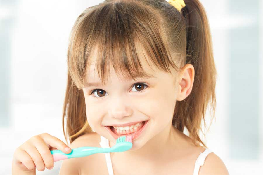 Oral Hygiene in Children