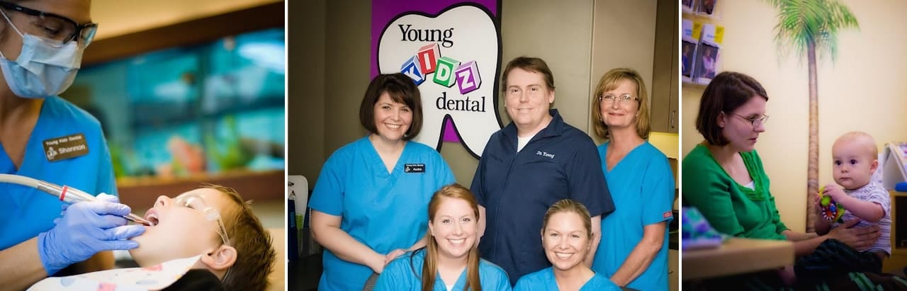 Young Kidz Dental Staff